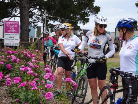 Path 2 Road accomplishes their goal. Melb -Portsea return  over 2 days