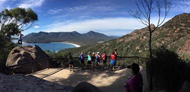 LBOYB cycling trip in Tasmania 2016 and again in 2017