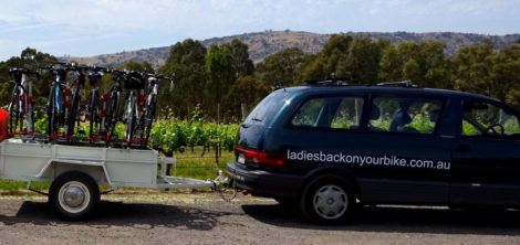 It's been found, thanks! / Our Trailer has been stolen! Go get it girls!