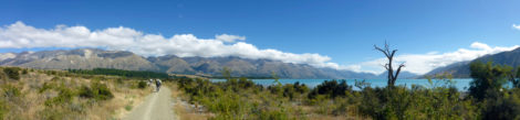 We cycled the Alps 2 Ocean in New Zealand: