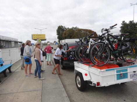 Cycling the East Coast of Tasmania