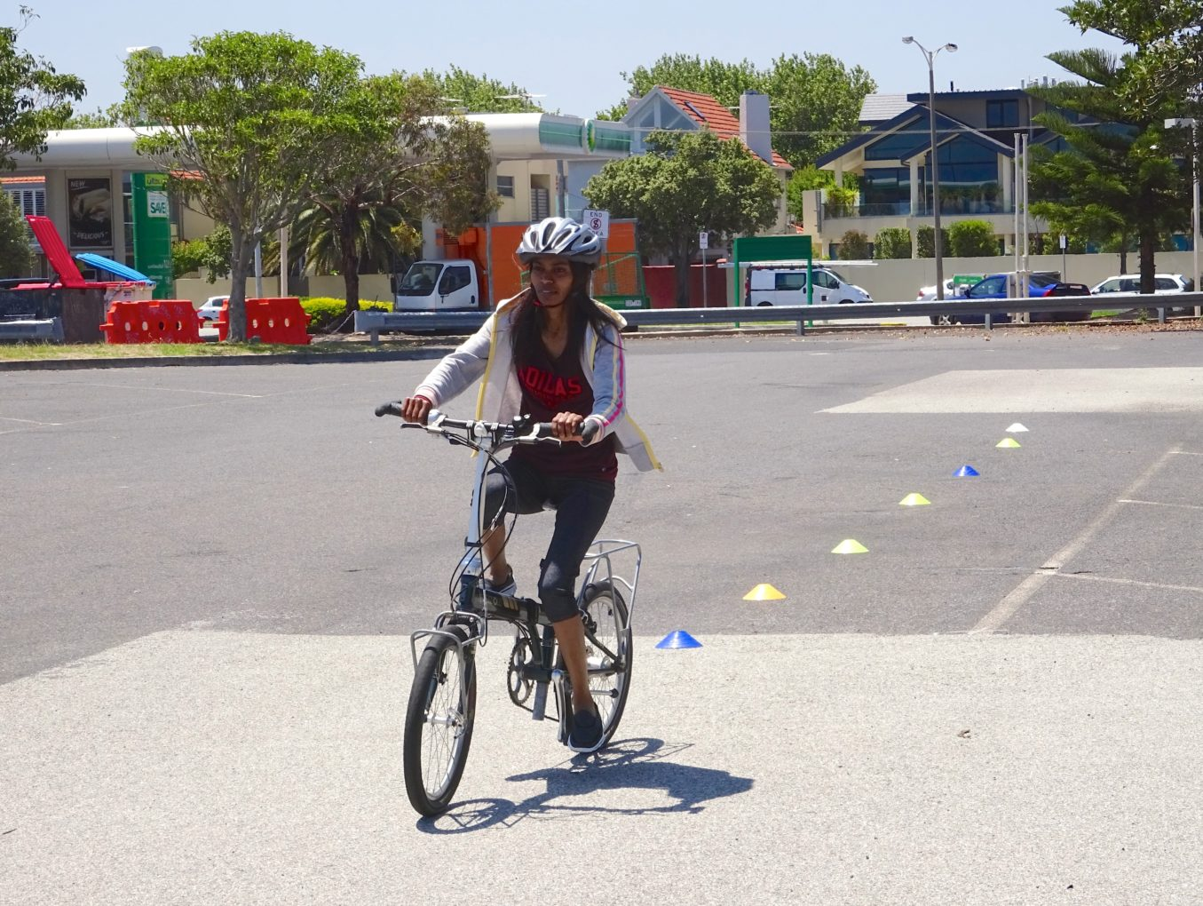 Vouchers avail: Learn to ride / JOIN OUR RIDES
