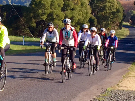 The Challenge is OPEN to REGISTER!  CYCLING FOR YOURSELF, HELPS MND