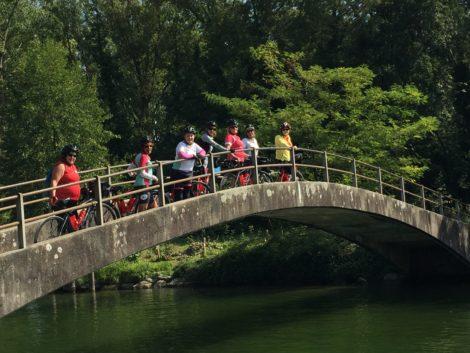 Cycling the Maribynong river