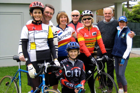 Cycle classes in August: Tuesdays or Saturdays