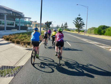 Loving that pedalling with Ladies Back On Your Bike