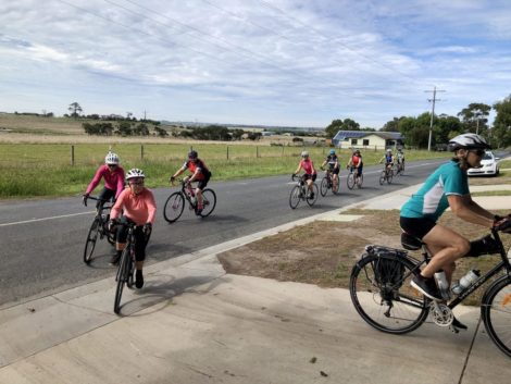 Wow! our Bowral trip was a huge success, great riding, great camaraderie!